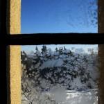 Eisblumen am Raichberg-Turm
