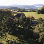 Ausblick vom Raichberg-Turm, Nägelehaus