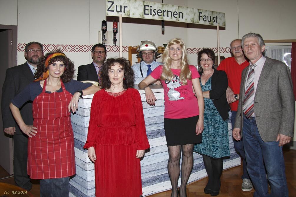 Theater Ensemble 2014